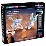 Laser Pegs Mars Explorer Light Up Building Kit (180 pieces)