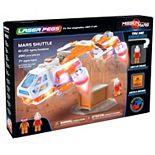Laser Pegs Mars Shuttle Light Up Building Kit (280 pieces)