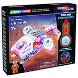Laser Pegs Mars Hopper Light-Up Building Block Playset