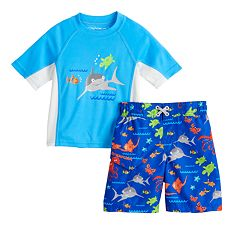 Jump N Splash Boys 2-Piece Swim Set