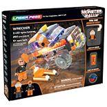 Laser Pegs Wrecker Light Up Building Kit (250 pieces)