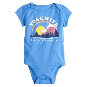 Baby Family Fun ?National Park Graphic Bodysuit?