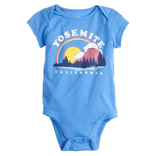 Baby Family Fun ​National Park Graphic Bodysuit​