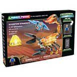Laser Pegs Scorpion Standoff Light Up Building Kit (170 pieces)