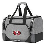 NFL San Francisco 49ers OC7 Terrain Duffel