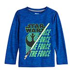Boys' 4-12 Jumping Beans® Star Wars Lightsaber Active Long-Sleeve Tee