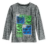 Boys' 4-12 Jumping Beans® Super Mario the Next Big Thing Active Long-Sleeve Tee