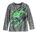 Boys' 4-12 Jumping Beans® Marvel The Hulk Active Long-Sleeve Tee