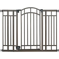 Summer Infant Extra-Tall Walk-Thru Gate - Bronze