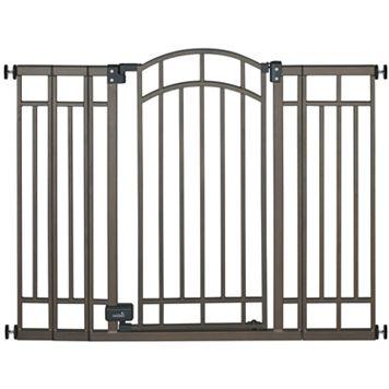 Summer Infant Extra-Tall Walk-Thru Gate - Bronze