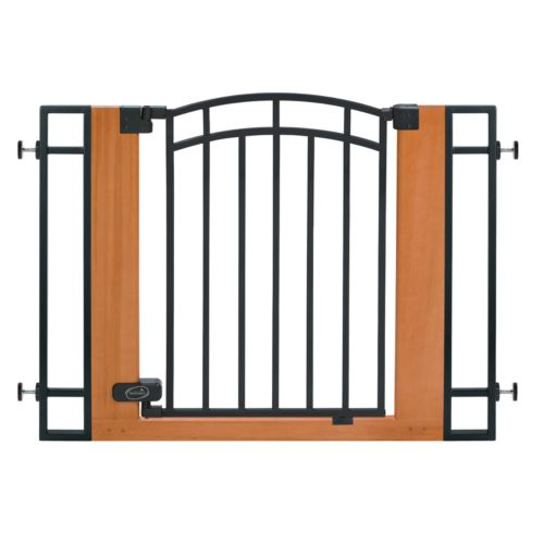 Summer Infant Walk-Thru Gate - Wood