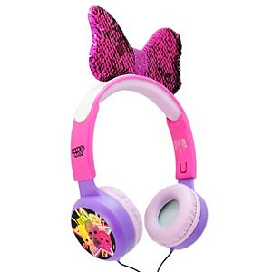 Sakar LOL Surprise Kid-Safe Headphones