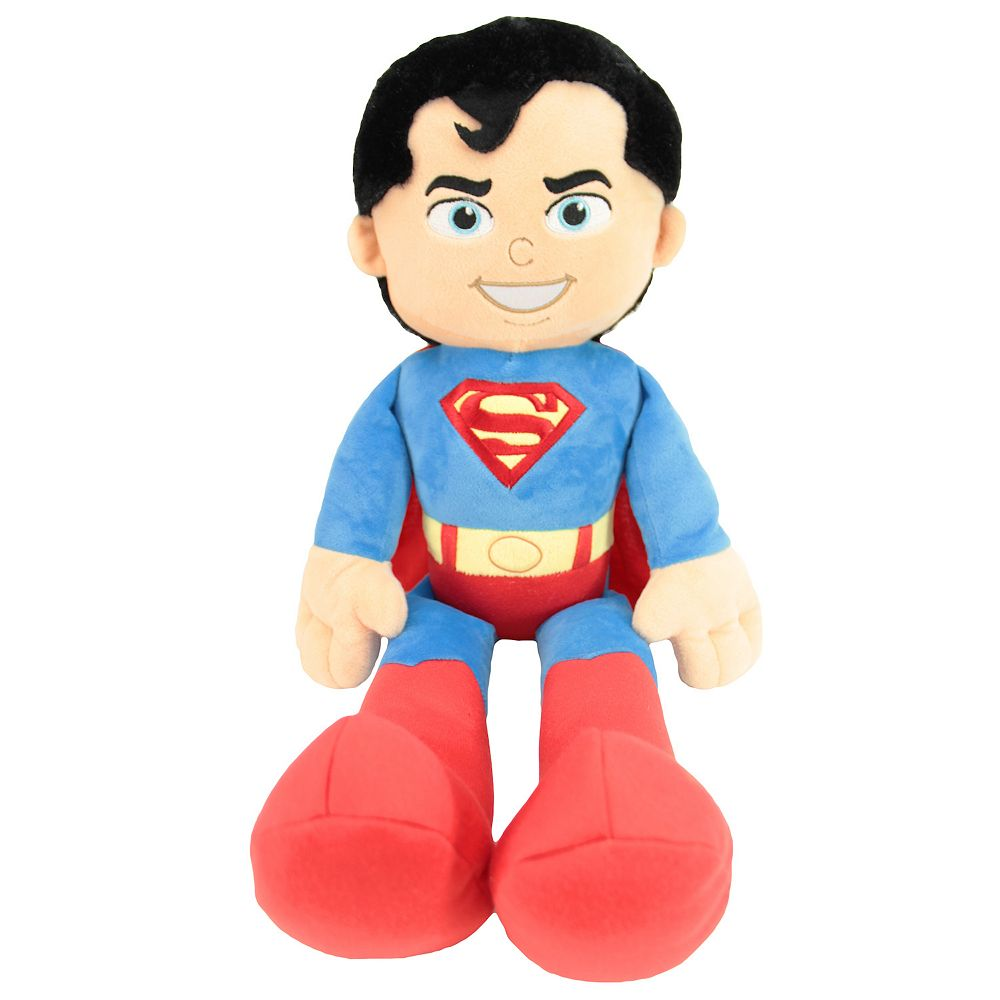"Animal Adventure® DC Comics Justice League 21"" Collectible Superman Plush"