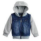 Toddler Boy Urban Republic Denim Jacket
