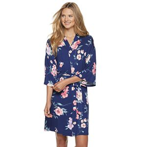 Women's Apt. 9® Jersey Wrap Robe