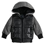 Baby Boy Urban Republic Matte Ciree Jacket