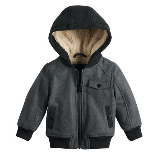 Baby Boy Urban Republic Wool Jacket