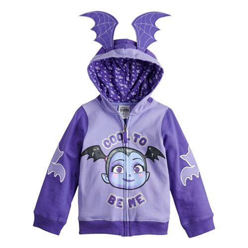 Disney's Vampirina Toddler Girl Graphic Hoodie