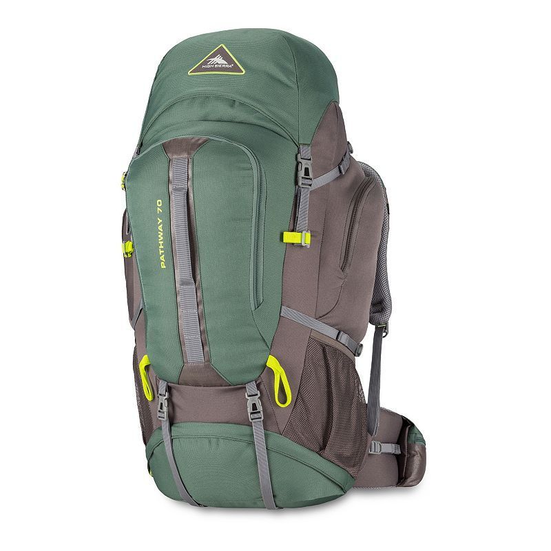 High Sierra Pathway Backpack, Green