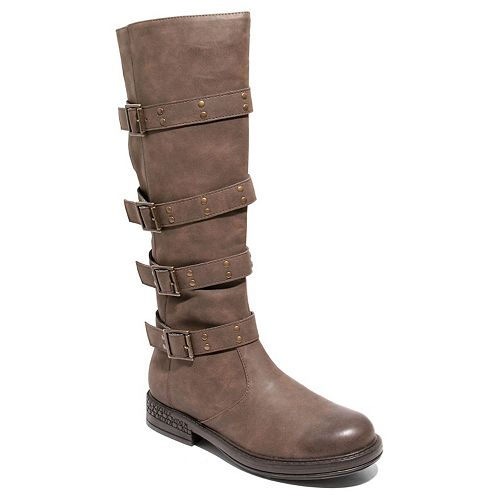Two Lips Too Too Janna Women's Riding Boots