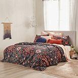 Peri Lush Floral Comforter Set