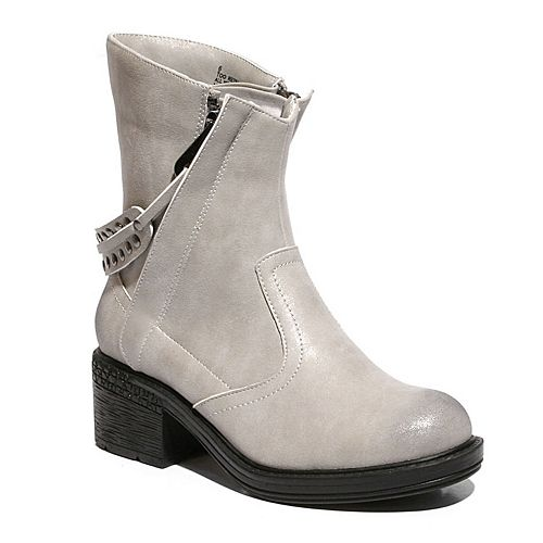 Two Lips Too Too Ringer Women's Ankle Boots