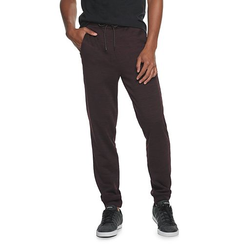Men's Hollywood Jeans Honeycomb Lined Jogger Pants