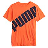 Boys 8-20 Puma Slant Performance Short Sleeve Tee