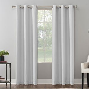 The Big One® 2-pack Raiden Solid Grommet Window Curtain Set