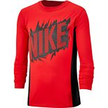 Boys 8-20 Nike Training Top