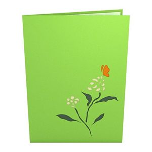"Lovepop ""Butterfly"" Greeting Card"