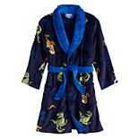 Boys 6-12 Lego Jurassic World Plush Robe