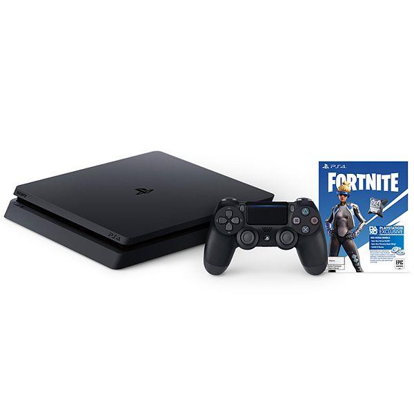 Sony Playstation 4 Slim 1tb Fortnite Neo Versa Bundle