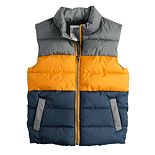 Boys 4-12 SONOMA Goods for Life? Woven Puffer Vest