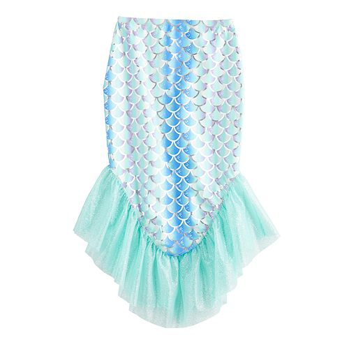 Girls 4-16 SO® Let's Be a Mermaid Tail Swimsuit Bottom