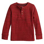 Boys 4-12 SONOMA Goods for Life? Long-Sleeve Thermal Henley