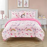 Unicorn Dance Comforter Set