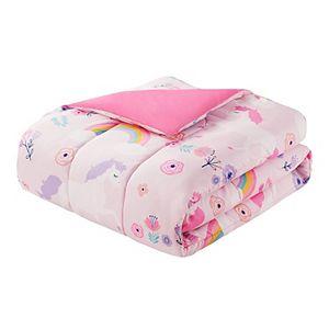 Unicorn Dance Comforter Set
