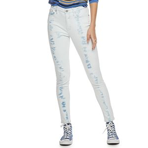 Juniors' American Rag High-Waisted Skinny Jeans
