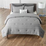 SONOMA Goods for Life® Burbank Comforter Set with Shams