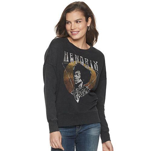 Women's Rock & Republic® Jimi Hendrix Graphic Top