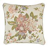 Croscill Carlotta Square Pillow