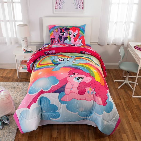 My Little Pony Living the Dream Bedding Set
