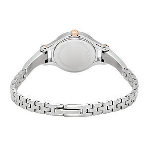 Bulova Women's Crystal Accent Half-Bangle Watch - 98L262
