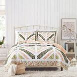 Makers Collective Bonnie Christine Floret Field Quilt Set