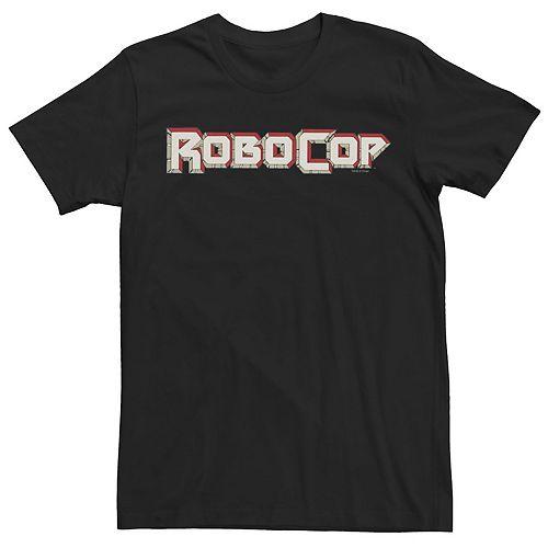 Men's RoboCop Classic Logo Tee