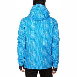 Men's Avalanche Softshell Hooded Ski Jacket