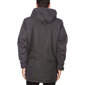 Men's Avalanche 3/4 Length Hooded Parka