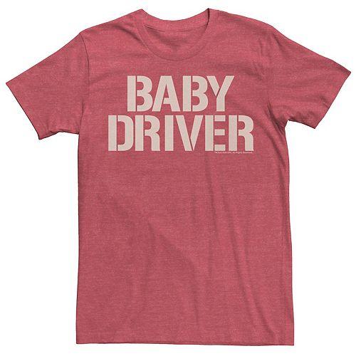 Men's Baby Driver Logo Tee