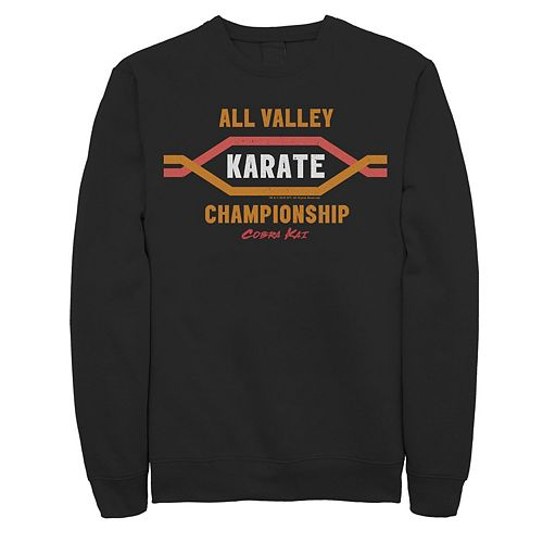 Men's Cobra Kai Valley Karate Championship Fleece